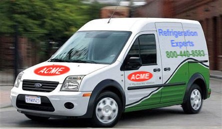 ACME-appliance-repair-mini-van