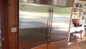 Sub Zero refrigerator repair image 2